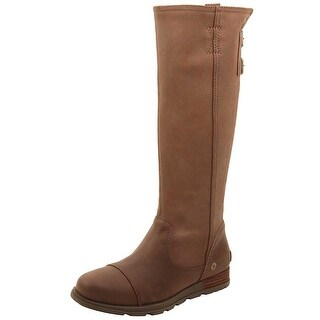 Sorel Womens Major Tall Boots in Tobacco (Option: 6.5)|https://ak1.ostkcdn.com/images/products/is/images/direct/5087c0a11484d61e16aa0bee4669b7007ef406cf/Sorel-Womens-Major-Tall-Boots-in-Tobacco.jpg?_ostk_perf_=percv&impolicy=medium