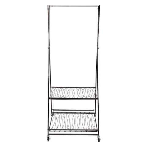 Artesa Verona Laundry Rack with Shelf