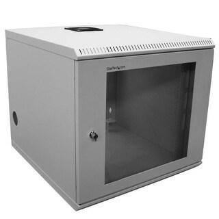 StarTech CAB1019WALLb StarTech.com 10U 19-Inch Wall Mounted Server Rack Cabinet CAB1019WALL (Beige)