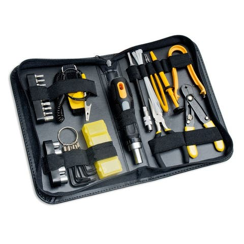 Syba SY-ACC65051 43-Piece Tool Kit for PC Computer Repair - NEW