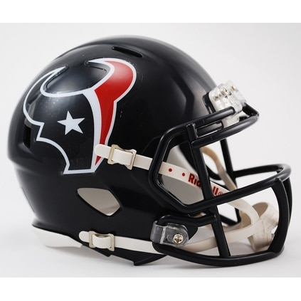 New Shop Houston Texans Riddell Speed Mini Football Helmet Free  for sale