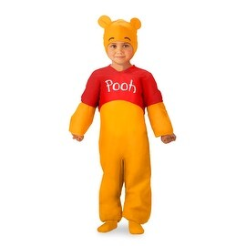 Winnie the Pooh Infant Costume Size 12-8 M