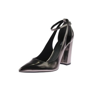 Guess Womens Braya Pumps Patent Pointed Toe - 8 medium (b,m)