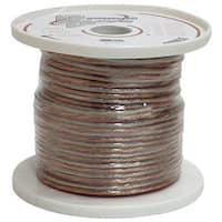 16 Gauge 100 ft. Spool of High Quality Speaker Zip Wire