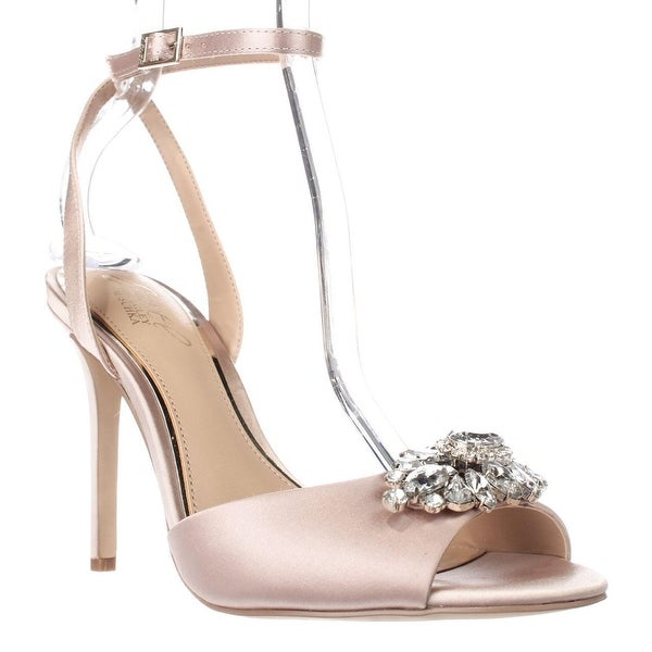 753a2e97d03 Shop Jewel Badgley Mischka Hayden Ankle Strap Dress Sandals ...