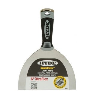 """Hyde 06857 SuperFlexx Stainless Steel Joint Knife, 6"""""""