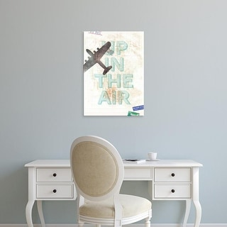 Easy Art Prints Hannes Beer's 'Up in the Air' Premium Canvas Art