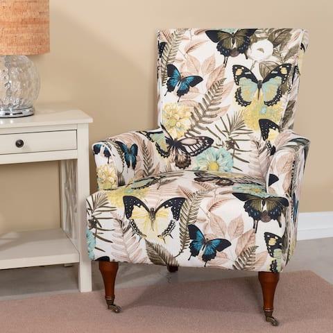 Linon Garden Arm Chair