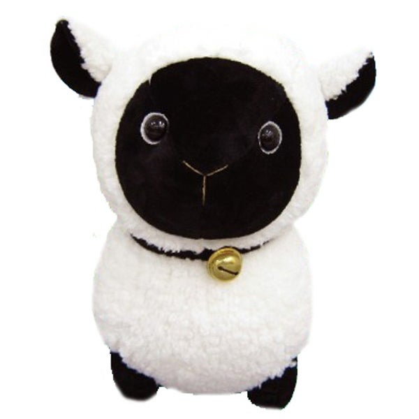 "Prime Plush 6"" Stuffed Animal Valais Blacknose Sheep"
