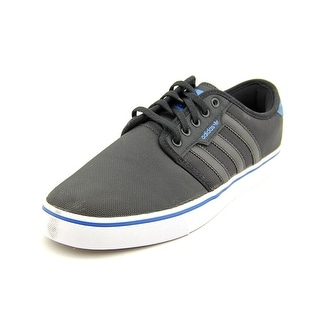 Adidas Seeley Round Toe Canvas Sneakers