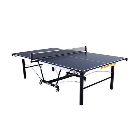 STIGA STS 185 Table Tennis Table / T8521 - Blue