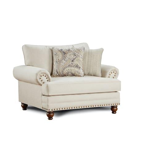 Carys Doe Chair and a Half