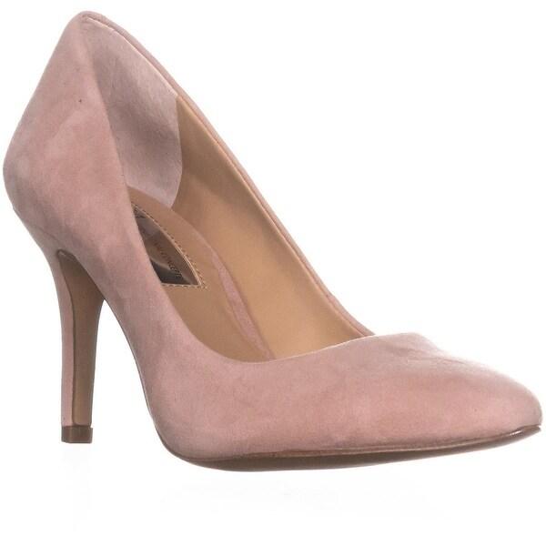 I35 Zitah5 Pointed-Toe Heels, Blush