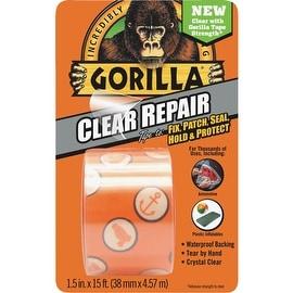 Gorilla 5Yd Gorilla Clr Rpr Tape