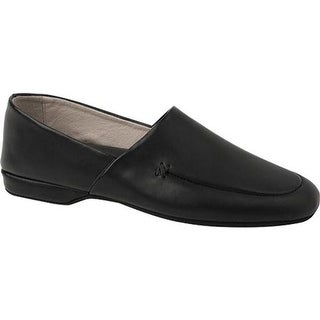 L.B. Evans Men's Duke Opera Black Leather