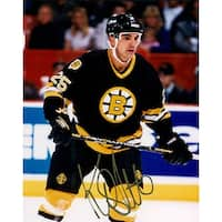 Signed Stevens Kevin Ken Pittsburgh Penguins 8x10 Photo autographed