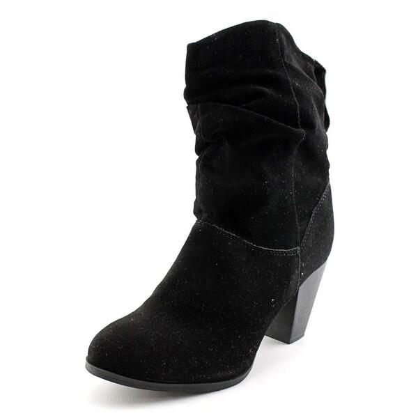 Rampage Trixen Women Black Boots