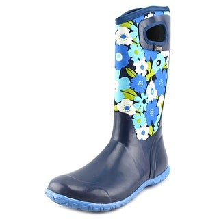 Bogs NH Spring Flower Round Toe Synthetic Work Boot