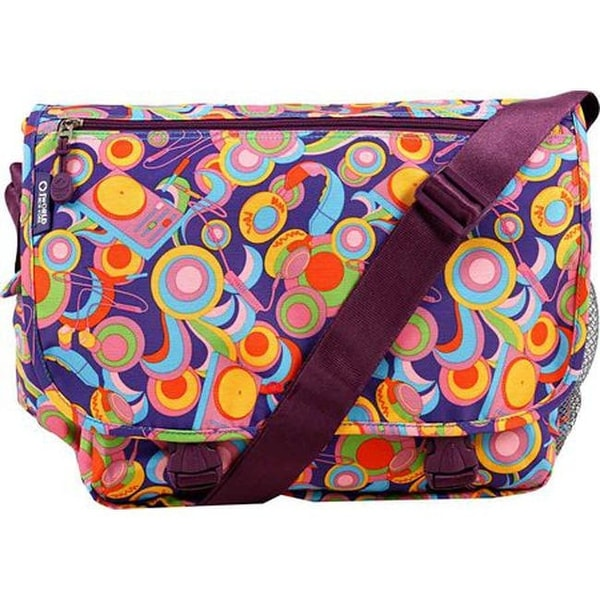0f4121101 Shop JWorld New York Terry Messenger Bag Funky - US One Size (Size ...