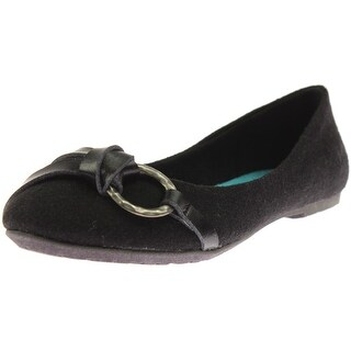Blowfish Womens Rufio Ballet Flats Flannel O-Ring