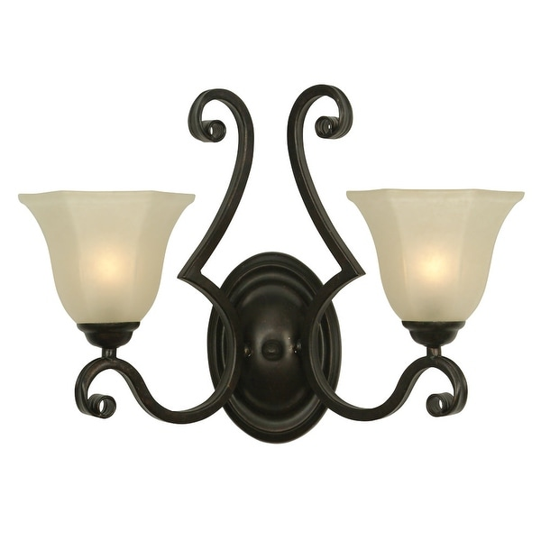 Dolan Designs 779 Up Lighting Wall Sconce From The Winston Collection Olde World Iron N A