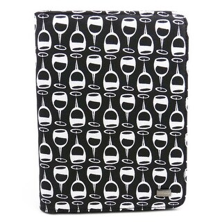 JAVOedge Wine Glass Book Case for Amazon Kindle Touch - Black