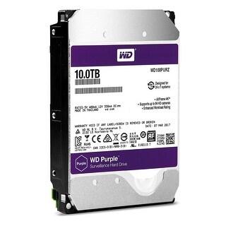 Western Digital Hdd Wd100purz 10T Sata 6Gb/S 5400-Rpm 256M 3.5Wd Purple Bulk