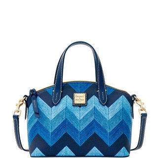 Dooney & Bourke Chevron Ruby Bag (Introduced by Dooney & Bourke at $158 in Sep 2016) - Denim