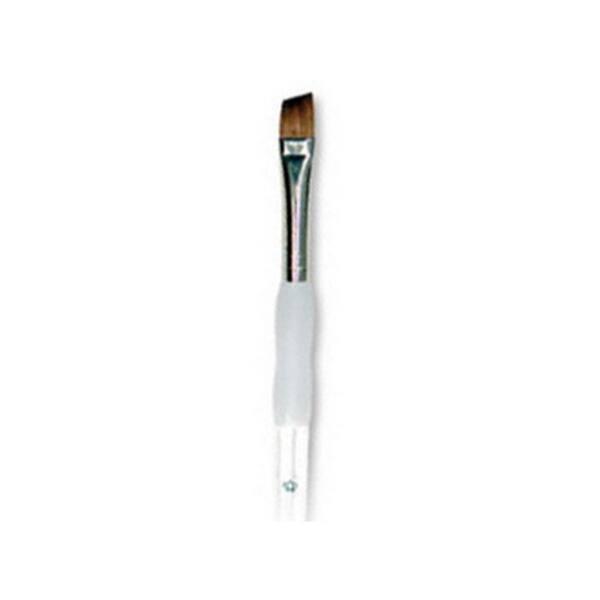 Winsor /& Newton Round Short Bamboo Handle Brush #12 #12, Series 150 Bamboo