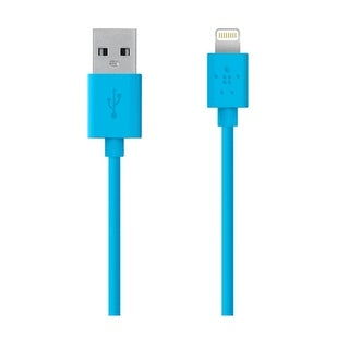 Belkin MIXIT UP Lightning to USB ChargeSync Cable for Apple iPad / iPhone / iPod