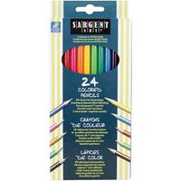 Colored Pencils 24/Pkg-