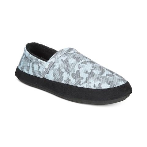 Bar Iii Mens A-Line Comfort Slippers