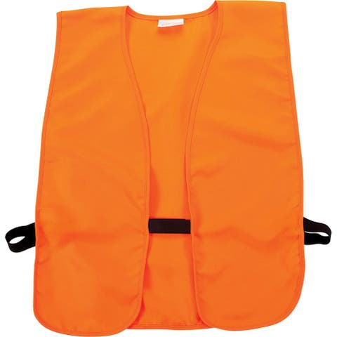 "Allen 15752 Adult Safety Vest for Hunters, 38""-48"" Chest, Orange"