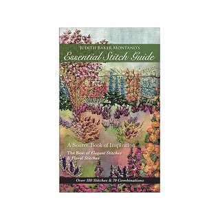 C&T Judith Baker Montano Essential Stitch Guide Bk