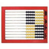 Learning Resources LER4335BN 2 Color Desktop Abacus