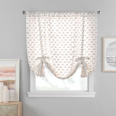 Vue Window Solutions Modo Tie Up Shade
