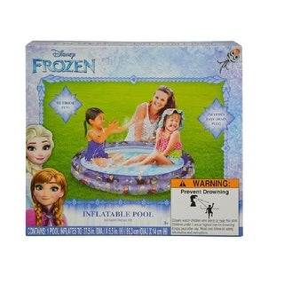 Disney Frozen 2 Ring Inflatable Pool (36x8) in Box