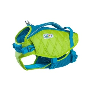 Outward Hound Standley Sport Life Jacket Green LG 22075