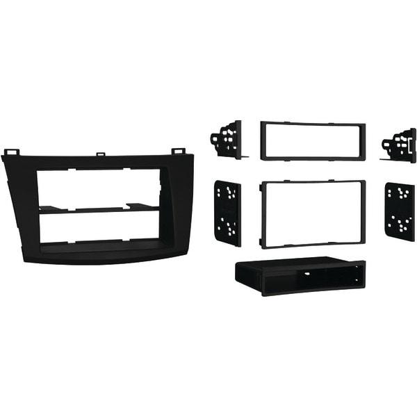 Metra 99-7514B 2010-2013 Mazda(R) 3 Single- Or Double-Din Installation Kit