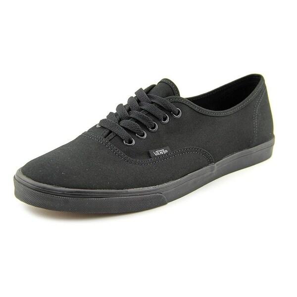 e178ee6dc47 Shop Vans Authentic Lo Pro Round Toe Canvas Skate Shoe - Free ...