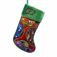 """Teenage Mutant Ninja Turtles 19"""" Applique Stocking"""