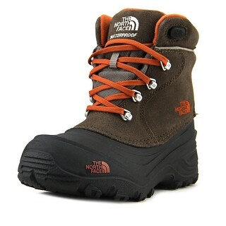 The North Face Chilkat Lace II Round Toe Leather Snow Boot