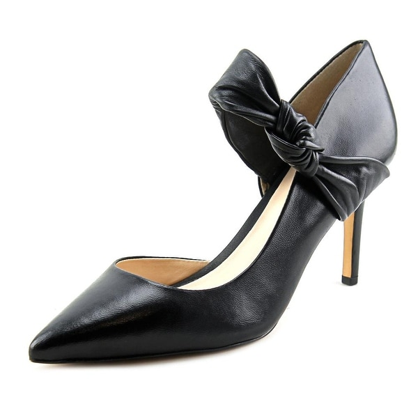 Nine West Rlycool Women  Pointed Toe Leather  Heels