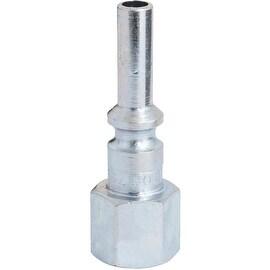 "Milton 1/4"" Fem L-Style Plug"