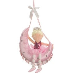Gund Wall-to-Wall Ballerina on Moon 9 Inch