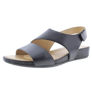 Naturalizer Womens Yessica Wedge Sandals Leather