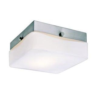 Trans Globe Lighting 8870 Single Light Down Lighting Flush Mount Square Ceiling Fixture