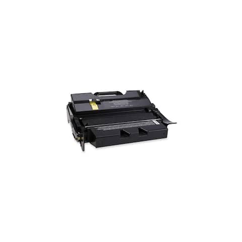 Lexmark 64004HA Lexmark T640, T642, T644 High Yield Return Program Print Cartridge - Black - Laser - 21000 Page - 1 Each