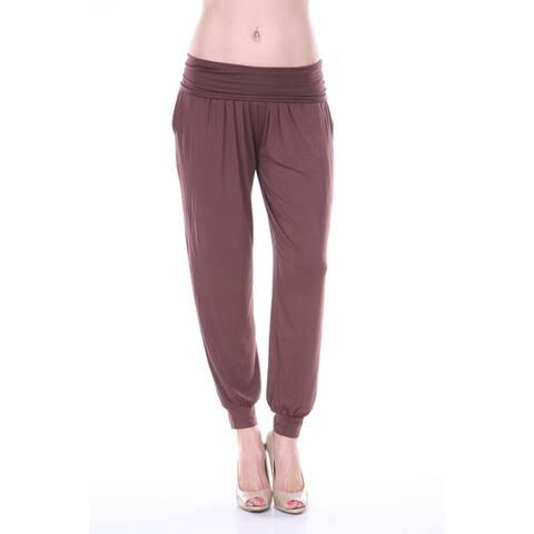 Harem Pants - Brown