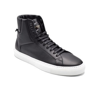 Mens Givenchy Black Classic Urban Street Hi-Top Sneakers Size U.S. 6